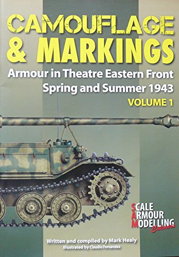 Camouflage & Markings - Volume 1