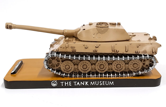 Limited Edition Tank Museum King Tiger Resin Model