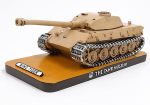 Limited Edition Tank Museum King Tiger Resin Model - The Tank Museum
