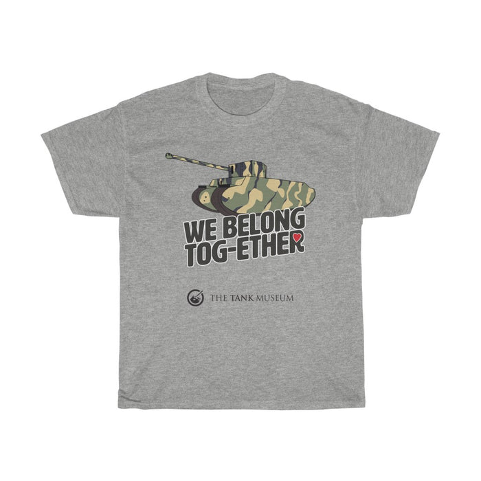 We Belong Tog-ether! Camo T-Shirt - Limited Edition