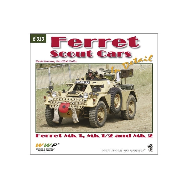 Ferret Scout Cars