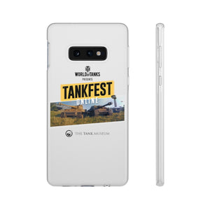 TANKFEST Online Phone Case - Online Exclusive - The Tank Museum