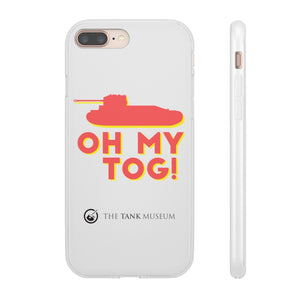 OH MY TOG! Phone Case - Limited Edition - The Tank Museum