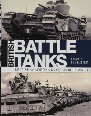 British Battle Tanks: British-made tanks of World War II - The Tank Museum