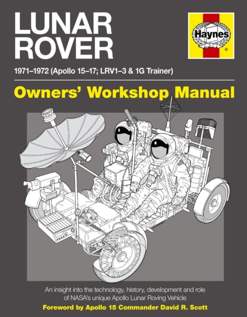 Lunar Rover Owners' Workshop Manual
