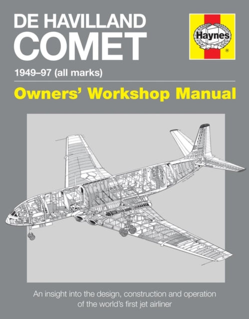 De Havilland Comet Haynes Manual