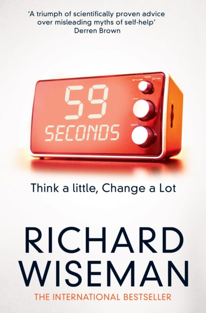 59 Seconds : Think a Little, Change a Lot