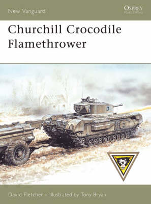 Osprey - Churchill Crocodile Flame Thrower