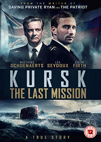 Kursk: The Last Mission DVD