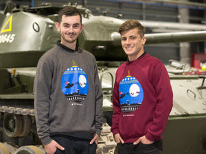 Christmas Bauble Sweater - The Tank Museum