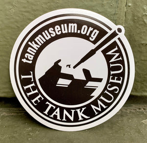 Tank Museum Bumper Stickers - The Tank Museum