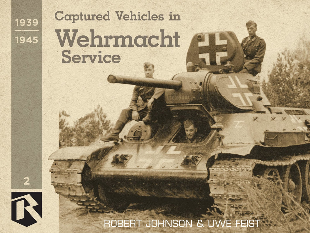 Captured Vehicles in Wehrmacht Service - The Tank Museum