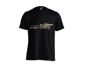 Challenger 2 T-Shirt - The Tank Museum