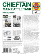 Load image into Gallery viewer, Chieftain Main Battle Tank Owners' Workshop Manual