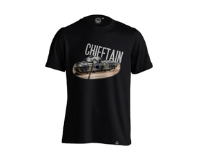 Chieftain Tank T-Shirt - The Tank Museum