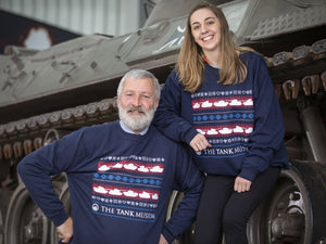 Tank Museum Christmas Sweater - The Tank Museum