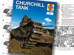 Churchill Tank Haynes Icons - The Tank Museum