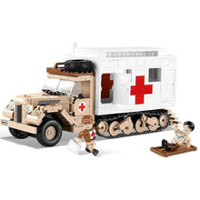Load image into Gallery viewer, Cobi Ford V3000S Maultier Ambulance Model