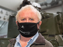 Load image into Gallery viewer, Tank Commander Face Mask - The Tank Museum