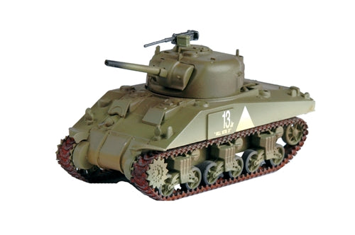 Easy Model M4 (Mid) Sherman - 6th Armoured Division