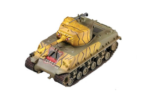 Easy Model M4A3E8 Sherman US Army 5th Infantry Tank Company - The Tank Museum