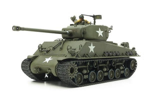 "Tamiya M4A3E8 Sherman ""Easy Eight"" 1/35 - The Tank Museum"