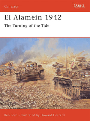 El Alamein 1942: The Turning of the Tide - The Tank Museum