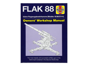 Flak 88 Gun Haynes Owners' Workshop Manual - The Tank Museum