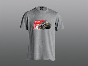 Sherman Fury 'Best Job I Ever Had' T-Shirt