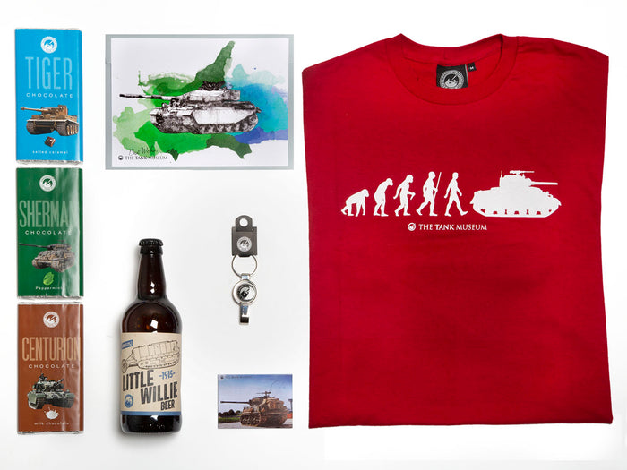 Tank Museum Gift Selection