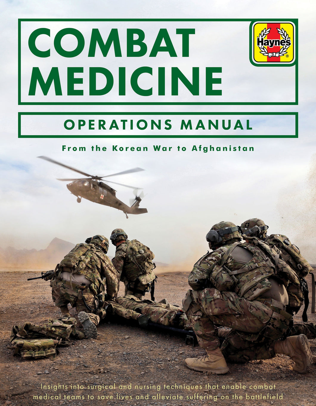 Combat Medicine Operations Manual - The Tank Museum