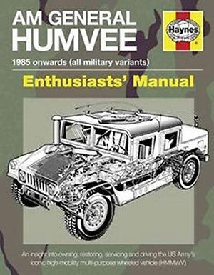 AM General Humvee Haynes Enthusiast Guides - The Tank Museum