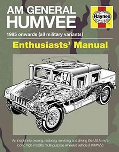 AM General Humvee Haynes Enthusiasts' Manual - The Tank Museum