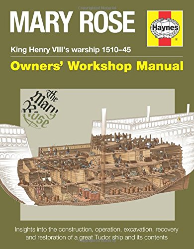 Mary Rose Haynes Owners' Manual