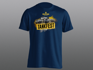 TANKFEST 2019 T-Shirt - Limited Edition - The Tank Museum
