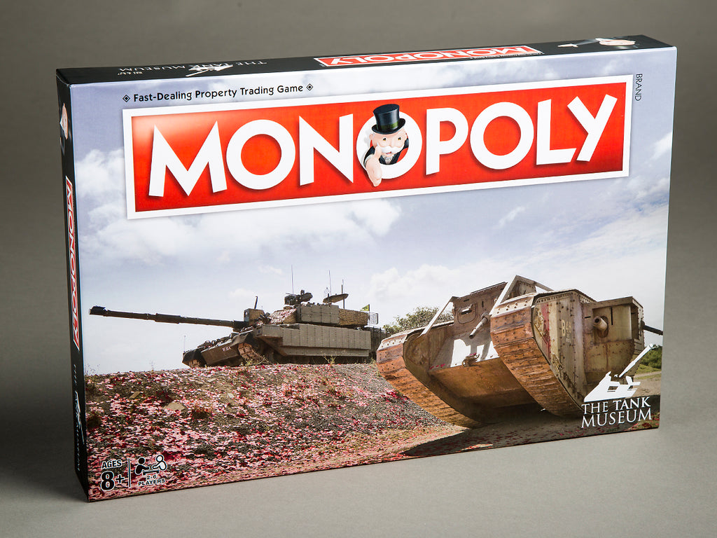 Tank Museum Monopoly