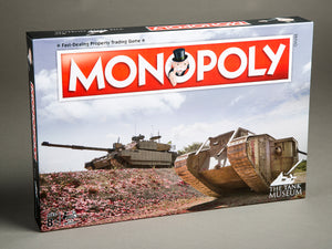 Tank Museum Monopoly - The Tank Museum