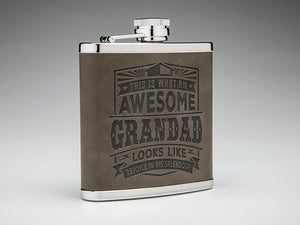 Novelty Hip Flask - The Tank Museum