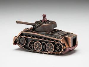 Sherman Die-Cast Pencil Sharpener - The Tank Museum