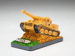 Tiger 131 Small Resin Model - The Tank Museum