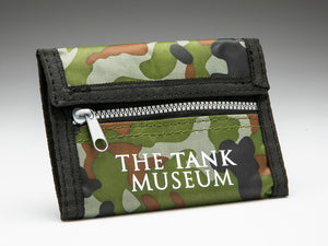 The Tank Museum Camo Wallet - The Tank Museum