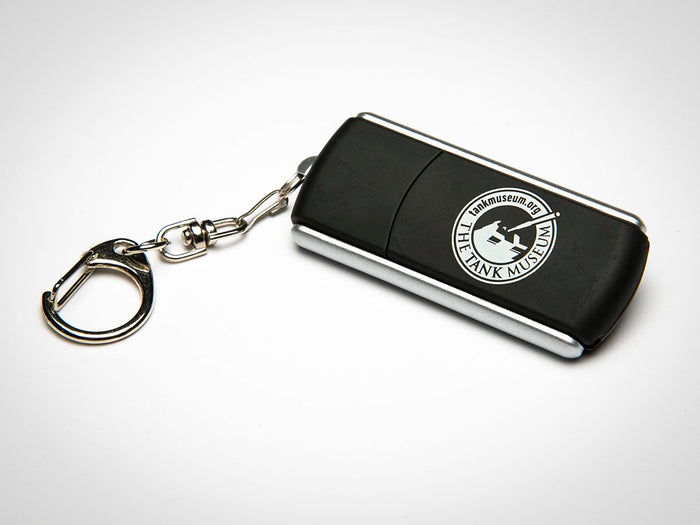 The Tank Museum Memory Stick Key ring