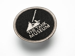 The Tank Museum Embroidered Patch - The Tank Museum