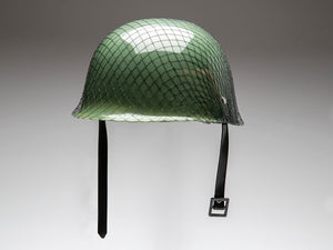 Green Helmet - The Tank Museum