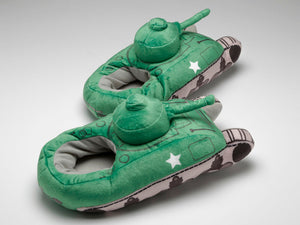Sherman Tank Slippers - The Tank Museum