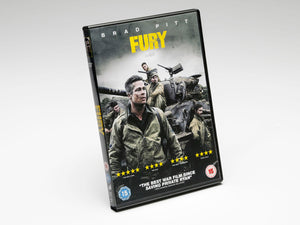 Fury DVD - The Tank Museum