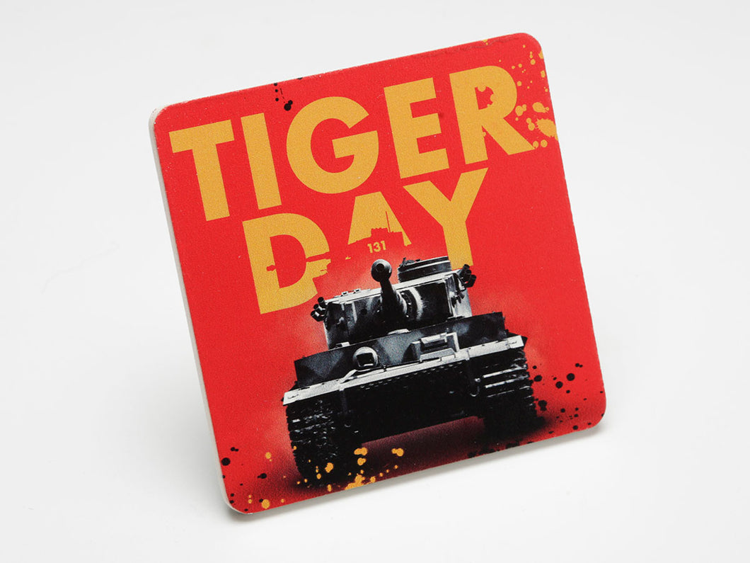Tiger Day Coaster - The Tank Museum