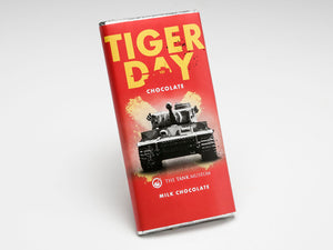 Tiger Day Chocolate - The Tank Museum