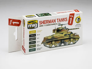 Ammo by Mig Paint Sets - The Tank Museum