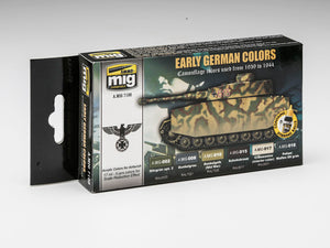 Ammo by Mig Paint Sets